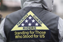 Patriot Guard Riders Patch